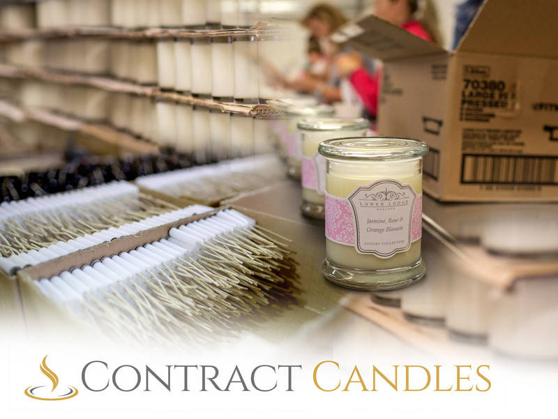 Contract Candles & Diffusers: Producing exact sized boxes on demand and in quantities to suit